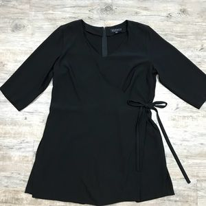 Eloquii Wrap Romper Jumpsuit Shorts Dress Skirt